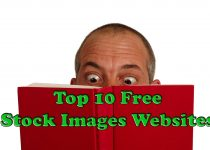 Top 10 Free Stock Images Websites list
