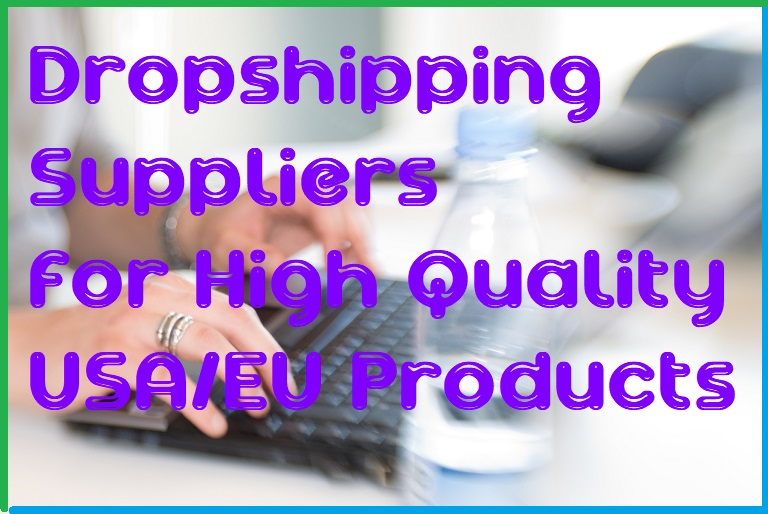 dropshipping suppliers from usa and europe